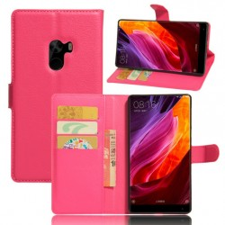 Xiaomi Mi Mix Pink Wallet Case