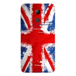 Coque UK Brush Pour Huawei Honor V9 Play