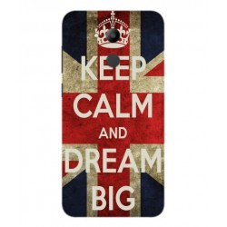 Coque Keep Calm And Dream Big Pour Huawei Honor V9 Play