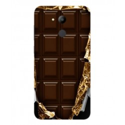 Coque I Love Chocolate Pour Huawei Honor V9 Play