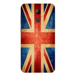 Coque Vintage UK Pour Huawei Honor V9 Play
