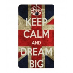 Coque Keep Calm And Dream Big Pour Samsung Galaxy Tab A 8.0 (2017)