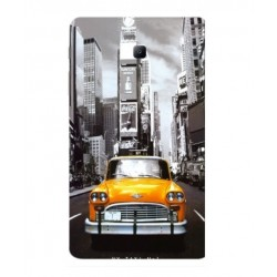Coque New York Taxi Pour Samsung Galaxy Tab A 8.0 (2017)