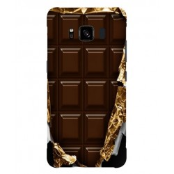 Coque I Love Chocolate Pour Samsung Galaxy S8 Active