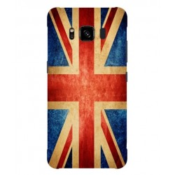 Coque Vintage UK Pour Samsung Galaxy S8 Active