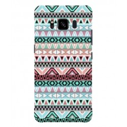 Coque Broderie Mexicaine Pour Samsung Galaxy S8 Active