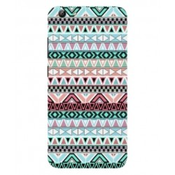 Coque Broderie Mexicaine Pour Vivo Y69