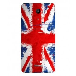 Wiko Tommy 2 Plus UK Brush Cover