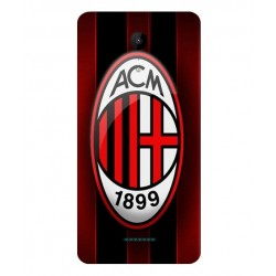 Wiko Tommy 2 Plus AC Milan Cover