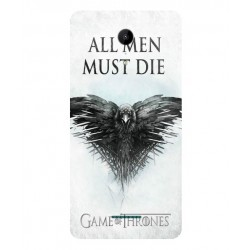 Wiko Tommy 2 Plus All Men Must Die Cover