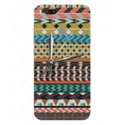 Xiaomi Mi A1 (5X) Mexican Embroidery With Clock Cover