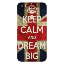 Xiaomi Redmi Note 5A Prime Keep Calm And Dream Big Cover