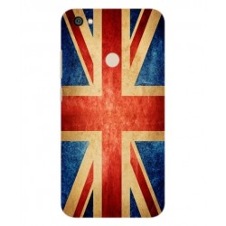 Xiaomi Redmi Note 5A Prime Vintage UK Case