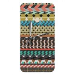 Xiaomi Redmi Note 5A Prime Mexican Embroidery With Clock Cover