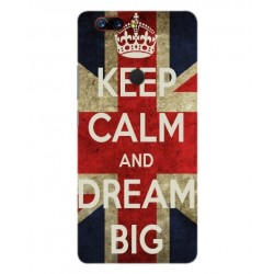 ZTE Nubia Z17 Lite Keep Calm And Dream Big Cover