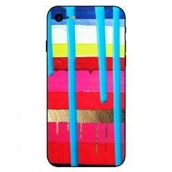 iPhone 8 Brushstrokes Cover