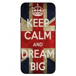 iPhone 8 Keep Calm And Dream Big Cover