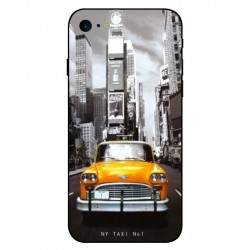 iPhone 8 New York Taxi Cover