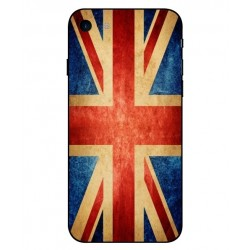 Vintage UK Custodia Per iPhone 8
