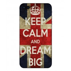 iPhone 8 Plus Keep Calm And Dream Big Cover