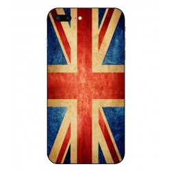iPhone 8 Plus Vintage UK Case