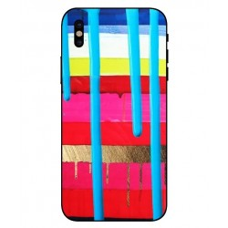 Carcasa Brushstrokes Para iPhone X