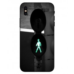 Carcasa It's Time To Go para iPhone X