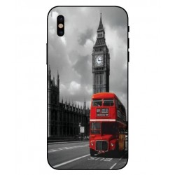 Carcasa London Style Para iPhone X