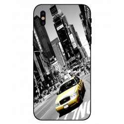 Coque New York Pour iPhone X