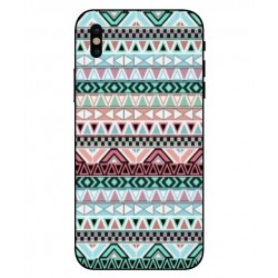 Coque Broderie Mexicaine Pour iPhone X