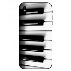Coque Piano Pour iPhone X