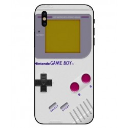Retro Game Boy iPhone X Schutzhülle