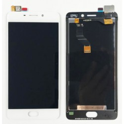 White Meizu M6 Note Complete Replacement Screen