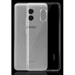 Meizu M6 Note Transparent Silicone Case