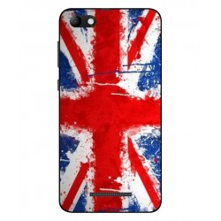 Coque UK Brush Pour Wiko Jerry Max