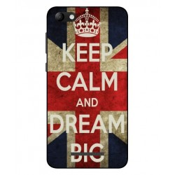 Coque Keep Calm And Dream Big Pour Wiko Jerry Max