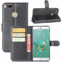 ZTE Nubia Z11 Mini Black Wallet Case