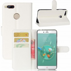 ZTE Nubia Z11 Mini White Wallet Case