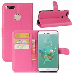 ZTE Nubia Z11 Mini Pink Wallet Case