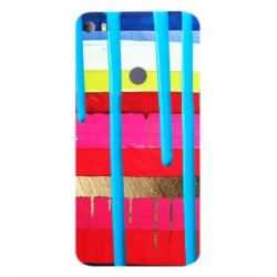 Alcatel Idol 5s Brushstrokes Cover