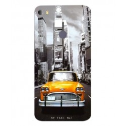 Carcasa New York Taxi Para Alcatel Idol 5s