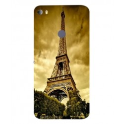 Alcatel Idol 5s Eiffel Tower Case