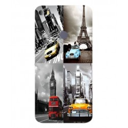 Funda Best Vintage Para Alcatel Idol 5s