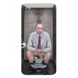 Alcatel Idol 5s Vladimir Putin On The Toilet Cover