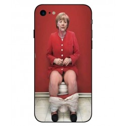 Angela Merkel Sul Gabinetto Custodia Per iPhone 8