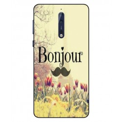 Nokia 8 Hello Paris Cover