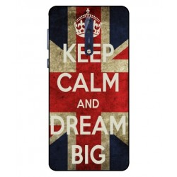 Nokia 8 Keep Calm And Dream Big Cover