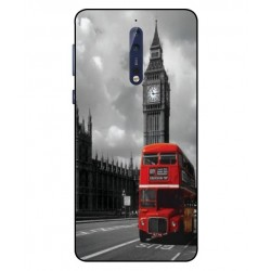 Nokia 8 London Style Cover