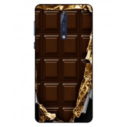 Nokia 8 I Love Chocolate Cover