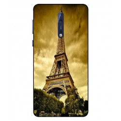Nokia 8 Eiffel Tower Case